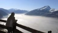 Urlaubsidylle in der Schweiz