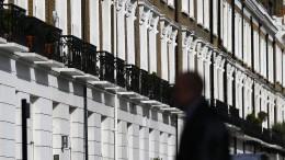 Londoner Luxusimmobilien sind sehr gefragt