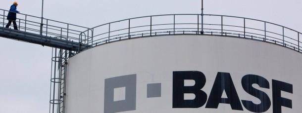 Auch ein riesiger Konzern wie die BASF kann sich der schwächeren Konjunktur nicht entziehen.