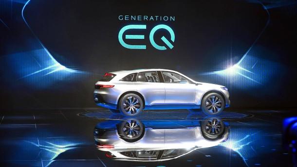 Bremen wird Standort für ersten Mercedes EQ