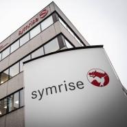 Das Verwaltungsgebäude von Symrise in Holzminden: Das Unternehmen ist einer der weltweit führenden Anbieter von Duft- und Geschmacksstoffen.