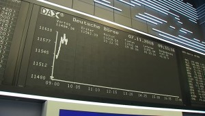 Deutsche Anleger fürchten weiter den Handelskrieg