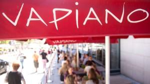 Beinahe 40 neue Vapiano-Restaurants dieses Jahr