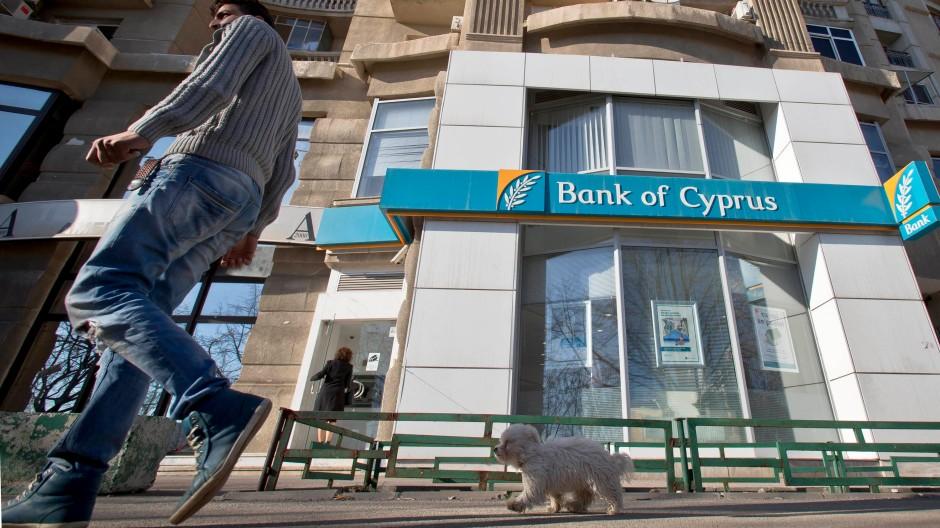 Muss massiv umstrukturiert werden: Die Bank of Cyprus