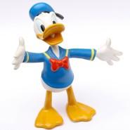 Donald Duck, geboren 1936, Neffe des schwerreichen Dagobert.