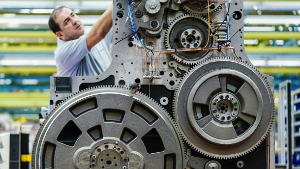 Industrie mit viertem Auftragsplus in Folge