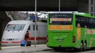 Deutsche Bahn baut ihr Fernbus-Angebot aus