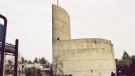 Brachial: Hamburger Kirche im Bunkerstil