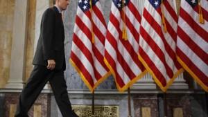 Verärgerung über Geithners Rettungsplan