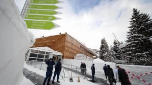 Davos sucht den moralischen Kompass