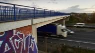 Brücke an falscher Stelle gebaut