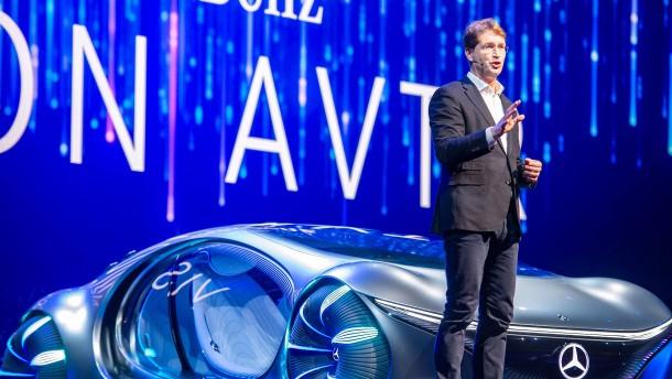 Daimler streicht offenbar noch mehr Stellen