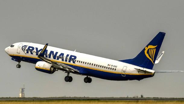 """""""Ryanair ist ein arbeitnehmerfeindliches Unternehmen"""""""