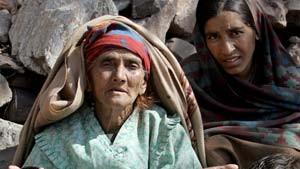 Unter dem Beben leiden überwiegend die Armen