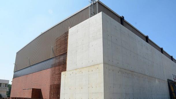 Deutsche Atomzwischenlager sind nur bedingt abwehrbereit