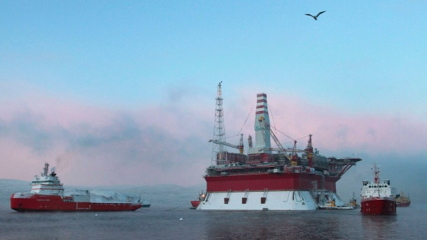 Russlands riskante Arktis-Wette
