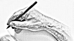Schreiben oder schreiben lassen