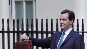 Drakonische Haushaltssanierung in Großbritannien