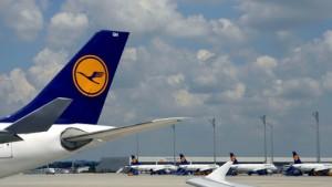 Lufthansa will gegen Pilotenstreik vorgehen