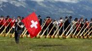 Heute geben die Schweizer Bürger den Ton an.