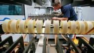 Mit dabei: Maschinenbauer Homag in Schopfloch