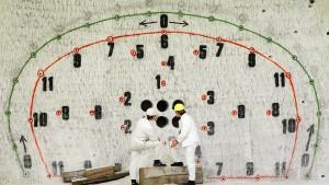 Weg für Atommüll-Staatsfonds endgültig frei