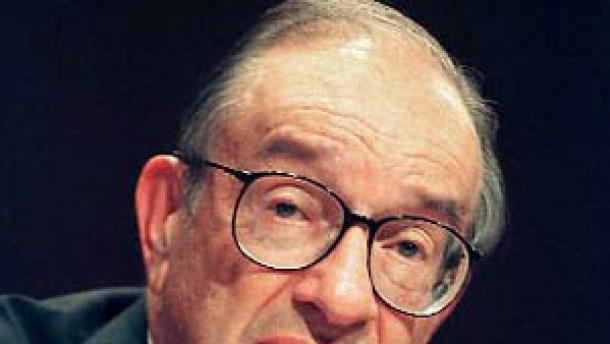 Greenspan sieht kurzfristig schwarz