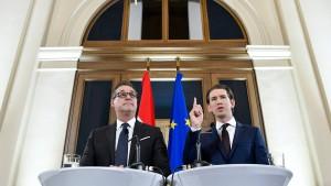 Österreichs Wirtschaft soll entschlackt werden