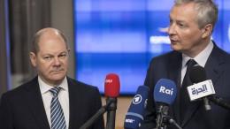 Frankreich will Vetorecht gegen Fusionsverbote