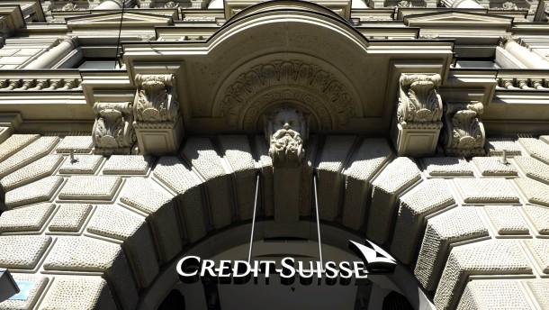 Credit Suisse will weitere 1500 Stellen streichen