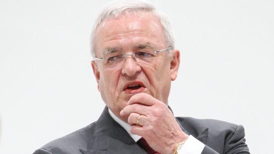 Winterkorn wird offenbar alle Ämter bei VW aufgeben