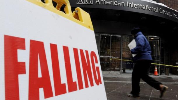 AIG kürzt und Citigroup zahlt Millionenboni