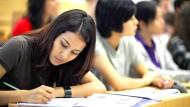 Studentenrekord aus dem Ausland