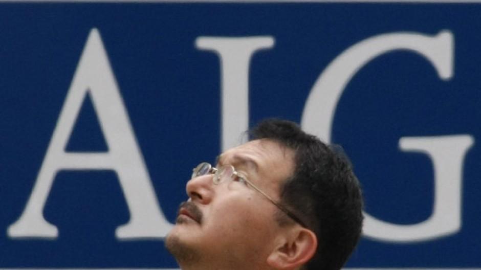Dem Himmel und dem Hilfspaket sei Dank: AIG kann seine Handeslpartner auszahlen