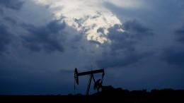 Ölpreis steigt in einer Woche um 16 Prozent