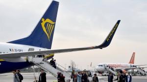 Mehr Luftverkehr wegen Billigfliegern