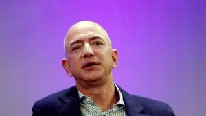 Amazon-Gründer drittreichster Internetmilliardär