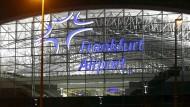 Im Herzen des Wirtschaftsstandorts Hessen: der Frankfurter Flughafen