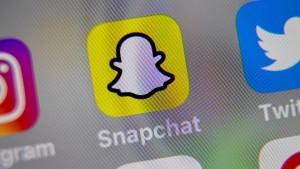 Auch Snapchat sperrt Trump dauerhaft