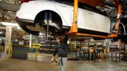Ford plant neue Fertigung in Mexiko