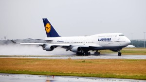 Lufthansa schickt den Jumbo auf Inlandsflüge