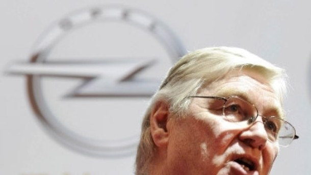 GM erhöht Eigenbeitrag zur Opel-Sanierung