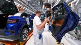 Elektroautokäufer sollen bis 2025 Zuschuss bekommen