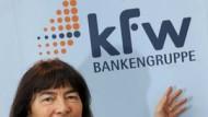 Erste Chefin einer deutschen Großbank