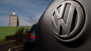 Herbe Schlappe für Volkswagen im Dieselskandal
