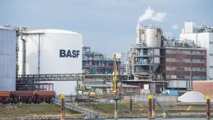 BASF-Mitarbeiter unter Betrugsverdacht