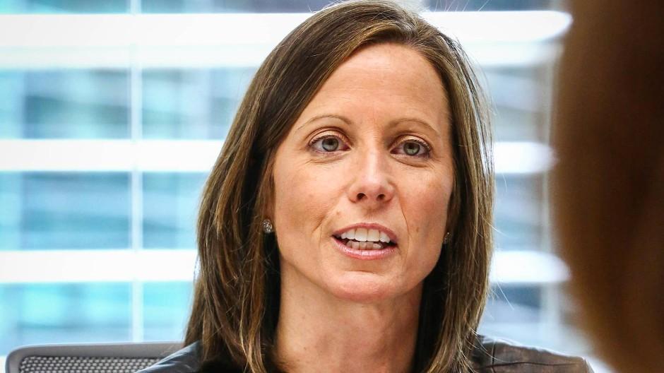 Will mehr Diversität: Nasdaq-Chefin Adena Friedman