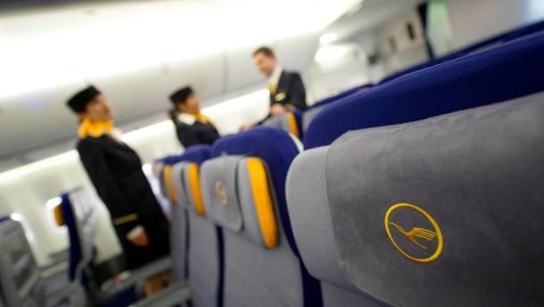 Lufthansa richtet sich auf Streik ein