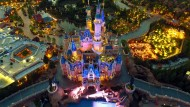 Bald öffnet Chinas erstes Disneyland