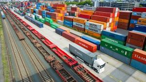 Die Zuversicht in der deutschen Wirtschaft wächst